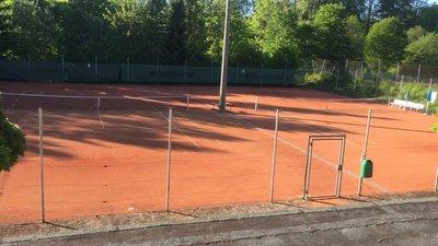 Tennisplatz Eröffnung 2021